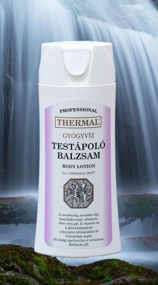 Thermal tělový balzám